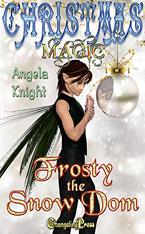 Frosty the Snow Dom