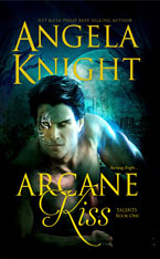 Arcane Kiss -- Angela Knight