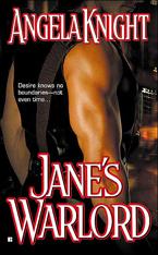 Jane's Warlord -- Angela Knight