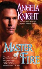 Master of Fire -- Angela Knight