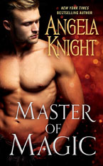 Master of Magic -- Angela Knight