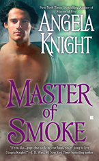 Master of Smoke -- Angela Knight