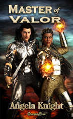 Master of Valor -- Angela Knight