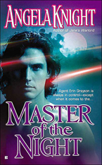 Master of the Night -- Angela Knight