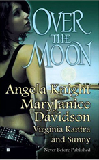 Over The Moon -- Angela Knight