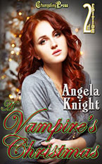 Vampire Christmas -- Angela Knight